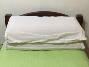 Combo de 2 almohadas nuevas