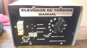 Elevador de voltaje 10 k nuevo $