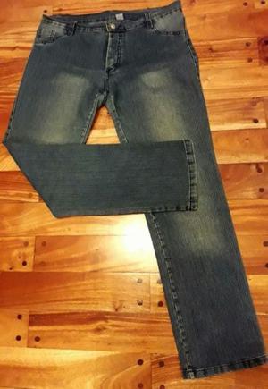 Jeans elastizado talle 46