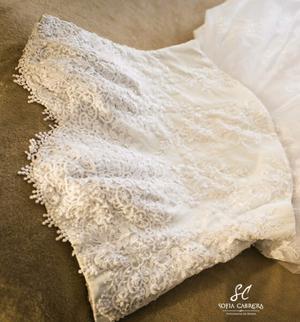 Vestido de novia Soñado