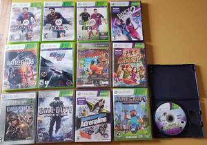 Juegos Xbox 360/ Kinect - Originales!! Promo Pack!