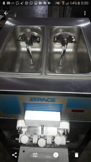 Maquina de helados soft casi sin uso muy nueva funciona
