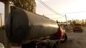 Tanque cisterna para camión  litros