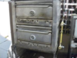 Vendo Horno doble de 24 moldes