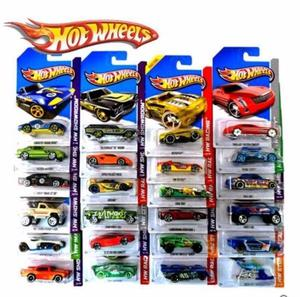 Vendo autos de colección Hot Wheels