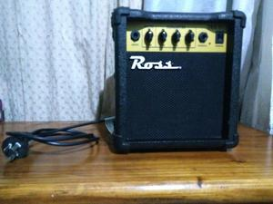 Amplificador De Guitarra Ross De 10w