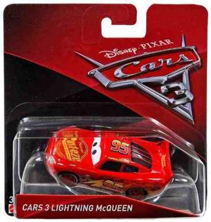 Autos Disney Cars 3 Rayo Mcqueen Y Mas Mattel En Caballito