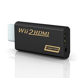 Conversor Wii A Hdmi, Adaptador Gana Wii A Hdmi, Conector Wi