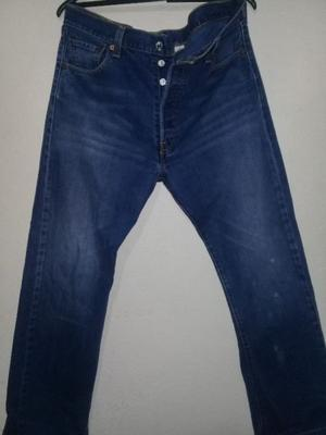 Jeans Levis 501 talle W36 L34