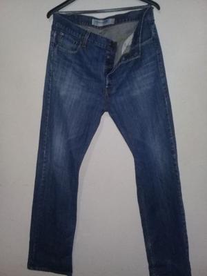 Jeans levis 511 talle W36 L34