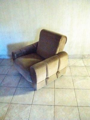 Juego de sillones antiguos muy buen estado