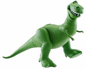 Muñeco Toy Story Original Dinosaurio Rex C/ Sonido Disney