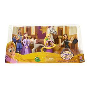 Set De 5 Figuras Rapunzel Tangled Enredados - Sharif Express