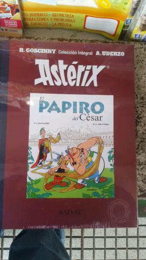libros de aventura coleccion astetix