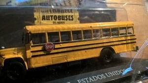 Colección Autobuses Del Mundo Estados Unidos Nº 8