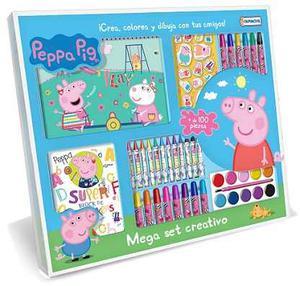 Mega Set De Dibujos Peppa Pig