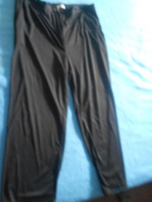 Pantalon palazo negro Talle 46