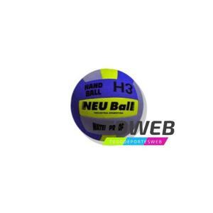 Pelota De Handball Cuero Sint. Neuball N°1 (vulc) 18