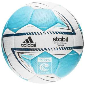 Pelota handball adias stabil oficial ehf balonmano nro 3 236726a998be4