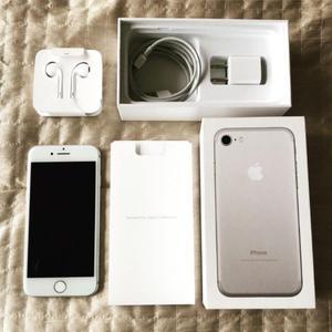 Iphone 7 32 GB Libre de fabrica, Accesorios, 45 días de uso