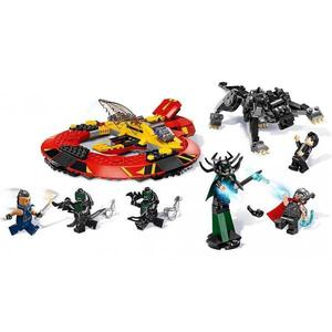 LEGO  THOR THE ULTIMATE BATTLE FOR ASGARD