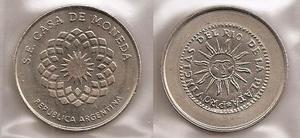 Medalla Serie Casa De Moneda - Moneda Antigua.