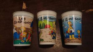 Vasos Coleccion Pepsi Los Simpsons