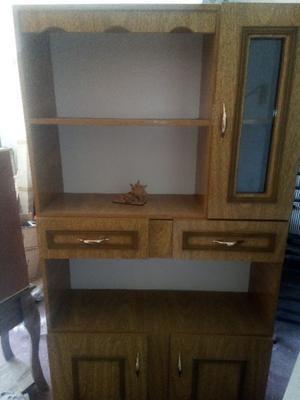 Vendo modular de madera