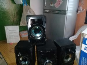 Vendo sistema de audio