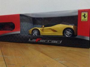 Auto Radio Control Juguete Escala 1:24 Ferrari Deportiva