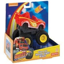 Blaze And The Monster Machine Slam & Go Blaze A Friccion