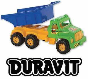 Camion Volcador Gigante Duravit