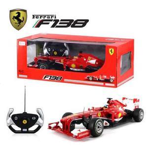 Ferrari Formula 1 - Rastar - Escala 1:12 - Radio Control