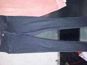 Jeans elastizado color negro