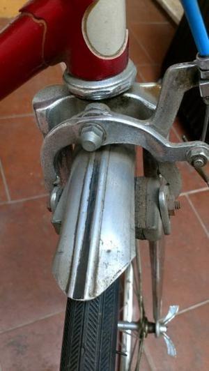 Juego Guardabarros Antiguos De Aluminio para Bicicleta De