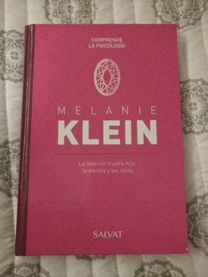 Libro N°3 Klein de la coleccion Comprender la Psicologia