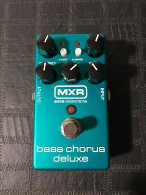 Mxr Bass Chorus Deluxe - Usado Excelente