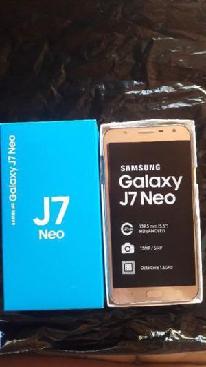Vendo Samsung Galaxy J7 Neo Nuevo