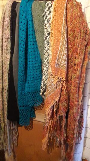 Vendo bufandas y pañuelod a64be8d93e8