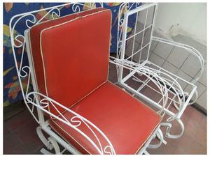 Vendo juego de sillones de jardín, en muy buen estado