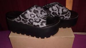 Zapatos de mujer con plataforma