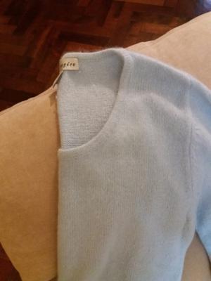Buzo L de lana talle L