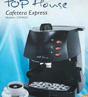 Cafetera Express Top House cm