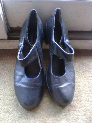 Baile Class Mujer Flamenco Zapatos De Posot Español Usados RCqWI74