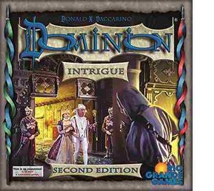 Dominion Intrigue 2nd Edition Juego De Mesa
