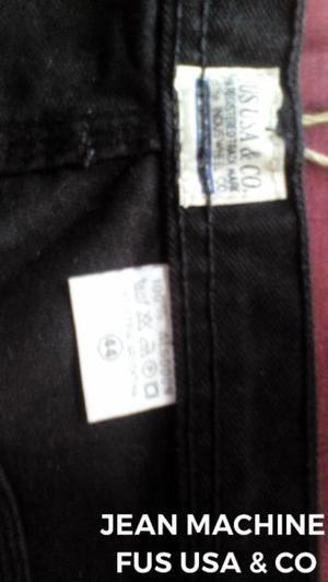 Jeans Vaquero - JEAN MACHINE - FUS USA & CO M2 - TALLE 54