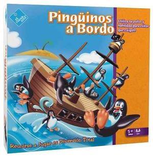 Pinguinos A Bordo - El Duende Azul