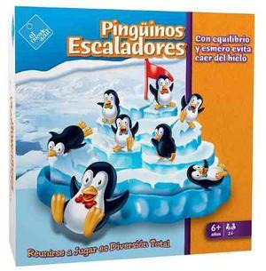 Pinguinos Escaladores - El Duende Azul