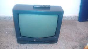 Vendo tv sanyo 20 pulgas con control