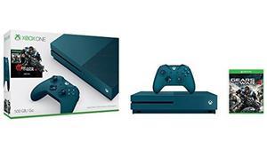 Xbox One S 500gb - Paquete De Edición Especial De Gears Of